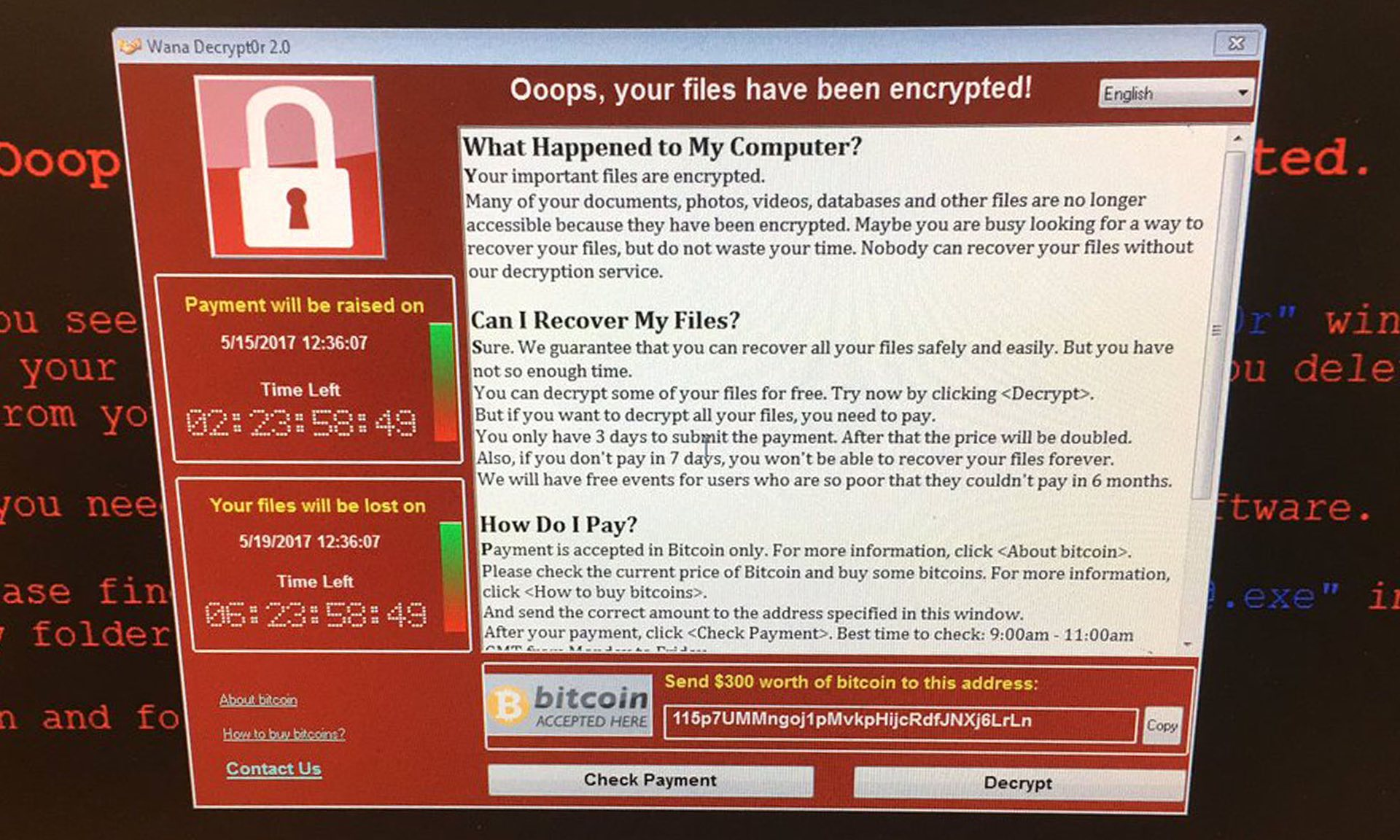 How WannaCry ransomware cyber-attack 'may have N Korea