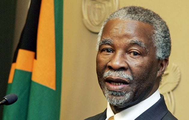 Thabo Mbeki Report Focus News