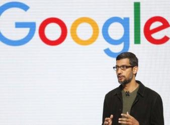 Report Focus News Google CEO
