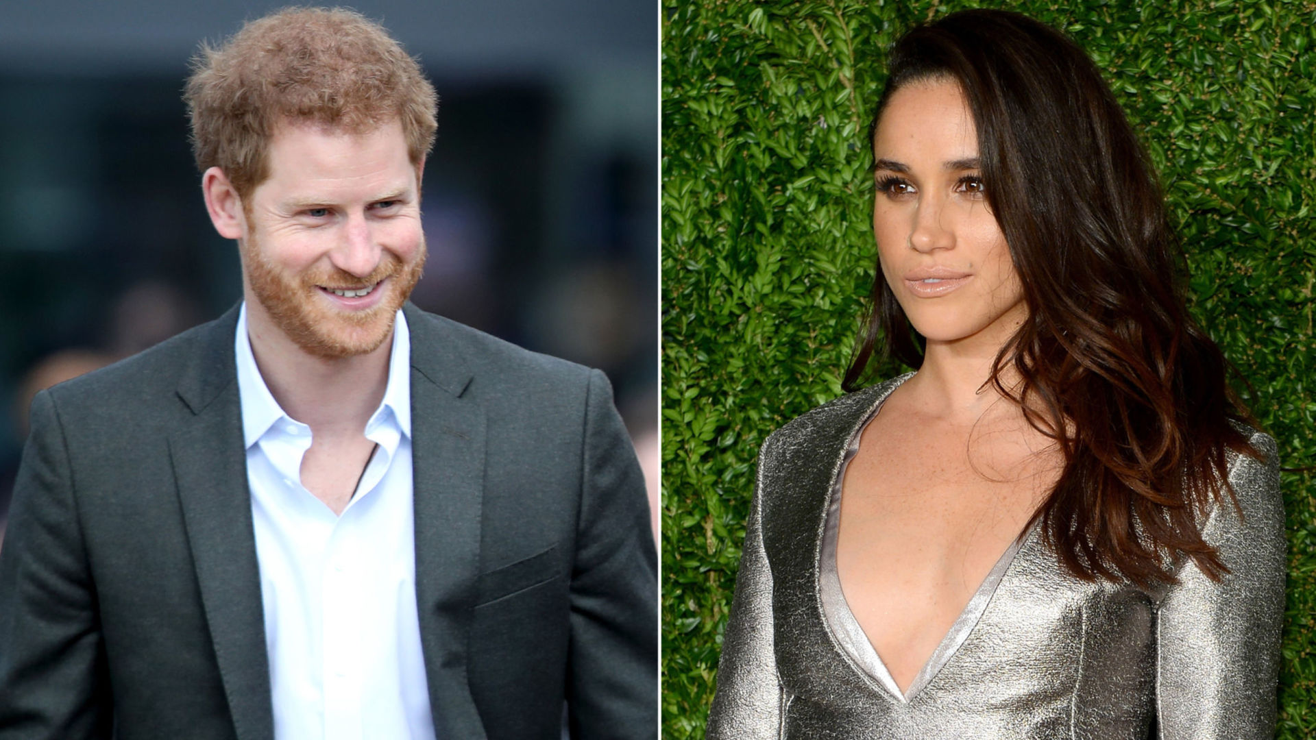 Who is prince harry dating 2017
