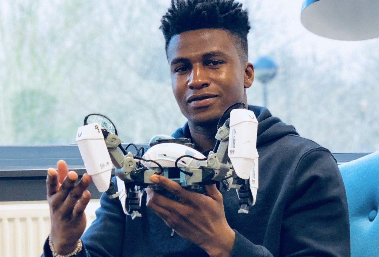26 year old nigerian silas adekunle highest paid robotics engineer