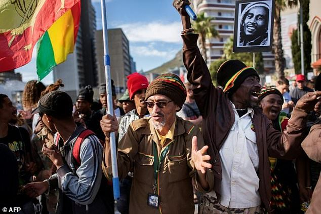 S.Africa's top court to rule on cannabis legalisation