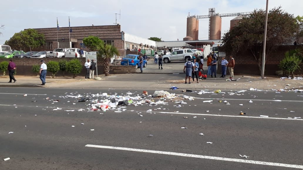 Picture: Twitter/ @SAPoliceService