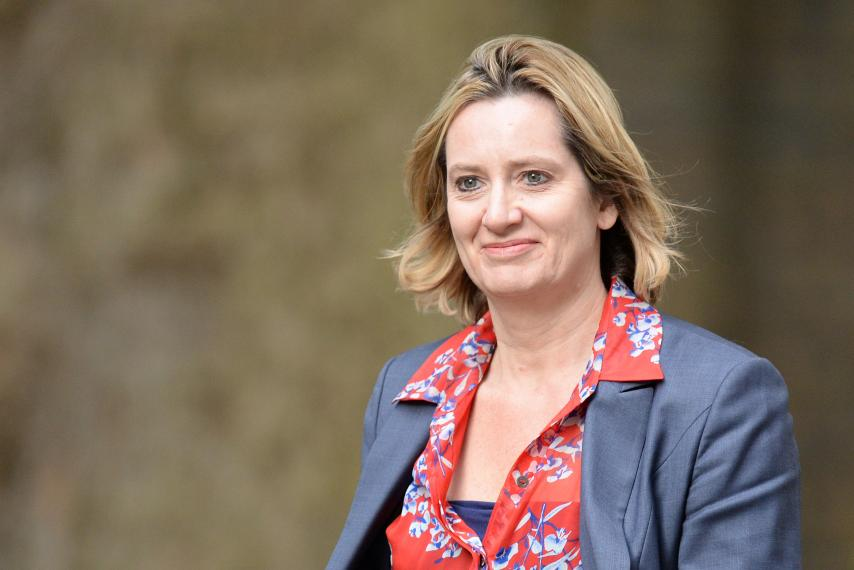 Amber Rudd appointed Work and Pensions Secretary following resignation of Esther McVey