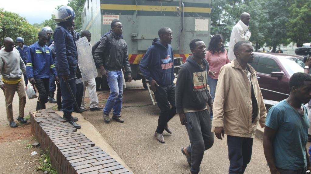 U.S Says Zimbabwe Govt Should Stop Harassing Civil Society Leaders