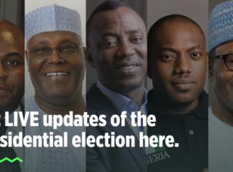 Nigeria Elections 2019 Live Updates
