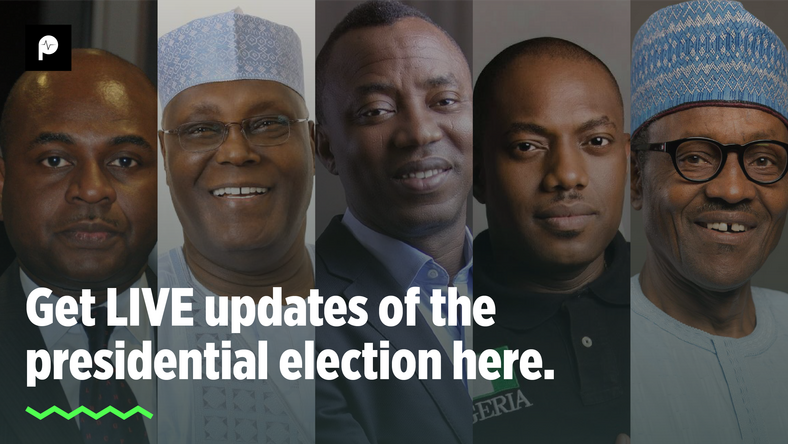 Nigeria Elections 2019 Live Updates