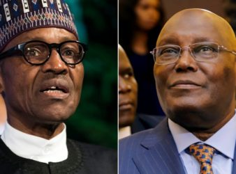 Nigeria Election : Atiku and Buhari pitch for votes on Twitter