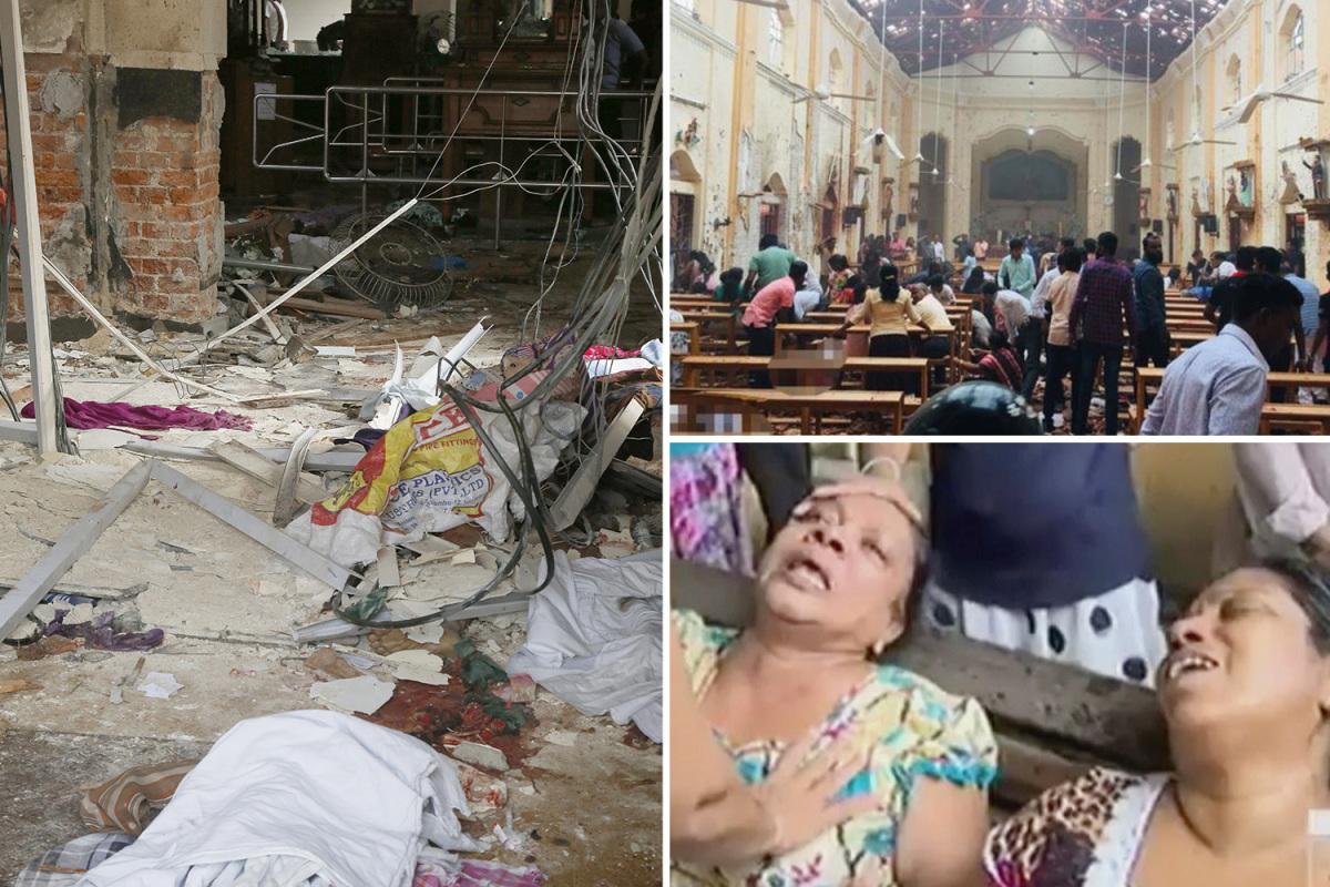 Image result for bombings in sri lanka dead