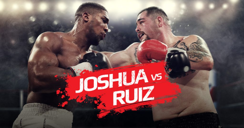 Anthony Joshua vs Andy Ruiz : What time is the fight, what