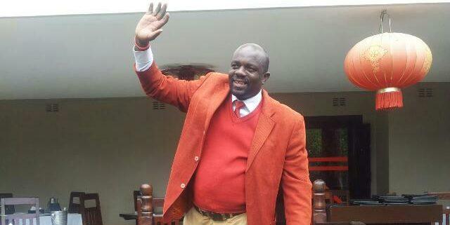 Zimbabwe opposition leader Mukwazhi dies