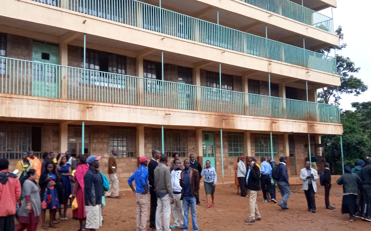 At least 13 children killed in Kenya school stampede