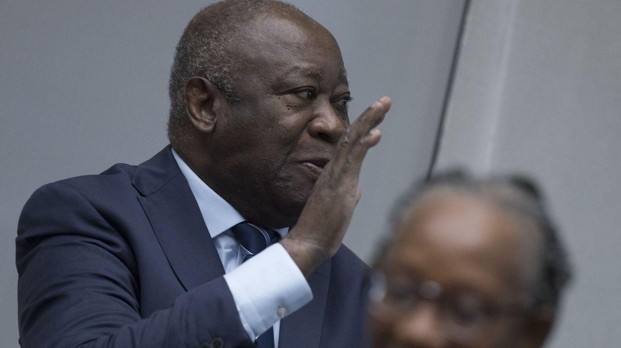 Report Focus News - Laurent Gbagbo